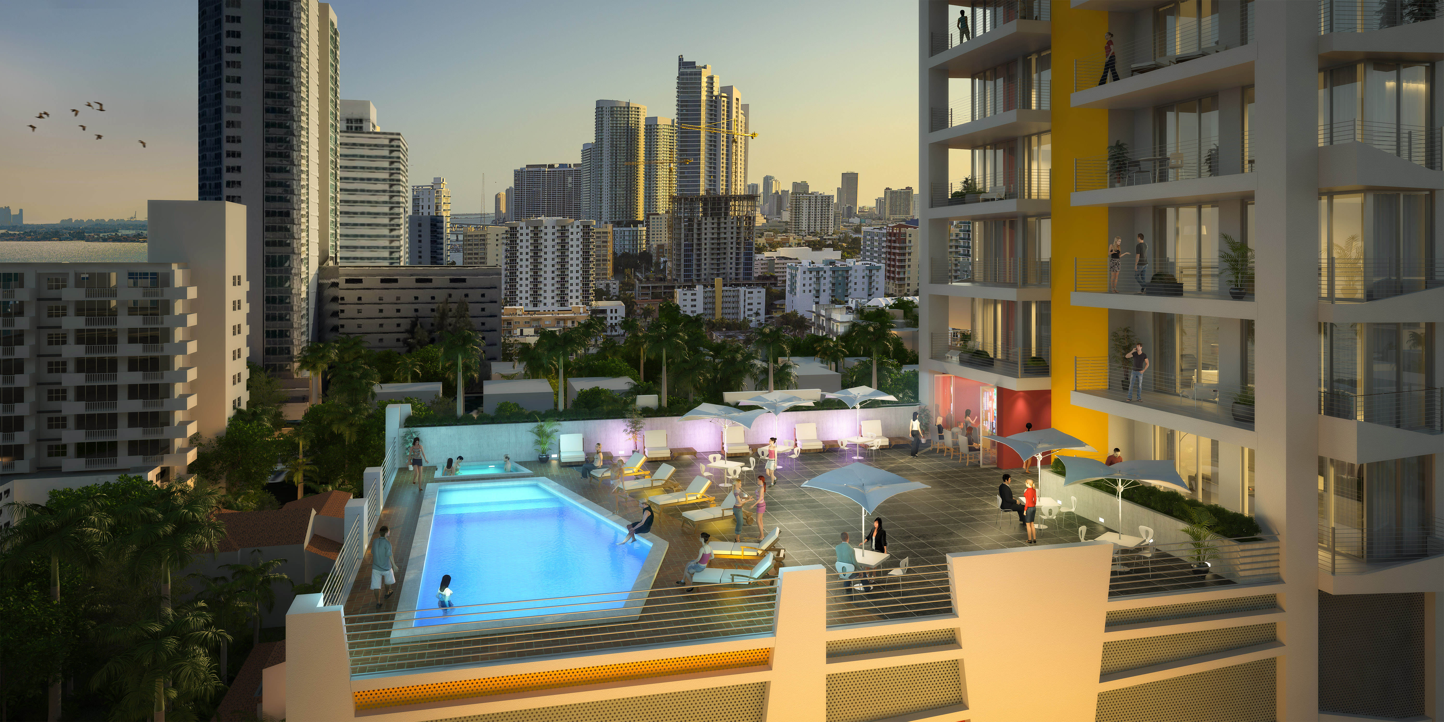 Silver Towers Floor Plans Crimson Edgewater Miami Luxury Real Estate Market